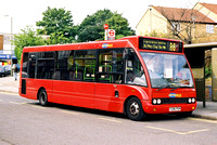 Route R6, Metrobus 196, Y296PDN, St Mary Cray