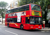 Route 31, First London, TNL33097, LN51GNZ, Harrow Road