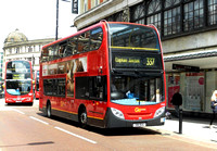 Route 337, Go Ahead London, E153, SN11BUA, Clapham Junction