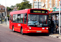 Route 444, Arriva London, ADL76, W476XKX, Edmonton