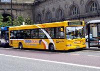 Route 10, Go North East 8222, V822ERG, Newcastle