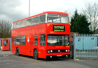 Route 652, Blue Triangle, T2, THX402S, Upminster