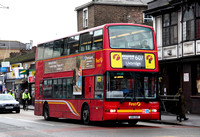 Route 607, First London, TNL33072, LN51GOC, Southall