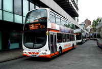 Route 41, Finglands 1792, YX08FWE, Manchester
