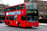 Route 94, London United RATP, ADH10, SN60BYF, Marble Arch