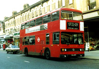Route 129, London Transport, T203, CUV203V, Ilford