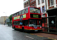 Route 343, London Central, PVL216, Y816TGH, Borough