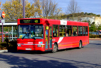 Route 428, Arriva Kent Thameside 3276, T276JKM, Bluewater