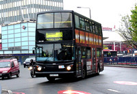 Route X68, Arriva London, DLA168, W368VGJ, Aldwych