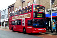 Route 147, Stagecoach London 17487, LX51FMF, Ilford