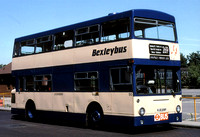 Route 269, Bexleybus 95, KJD108P, Bromley