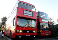Route 248, London Transport, T1, THX401S, Cranham