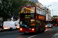 Route 59, Arriva London, DLA332, LG52DCU, Waterloo