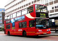 Route 250, Arriva London, DLA51, S251JUA, Croydon