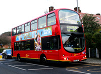 Route 430, Go Ahead London, WVL49, LF52ZRK, Roehampton