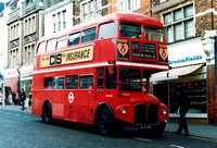 Route 119, London Transport, RM2035, ALM35B, Bromley