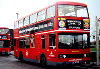 Route D8, East London Buses, T585, NUW585Y, Crossharbour