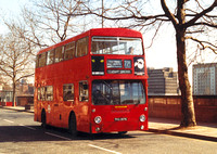 Route 77A, London Transport, DMS2317, THX317S, Millbank