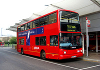 Route 144, Arriva London, DLA27, S227JUA, Edmonton Green