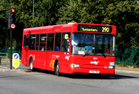 Route 290, Abellio London 8474, LF06YRK, Hampton
