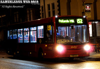 Route 152, Abellio London 8776, YX61ELH, New Malden