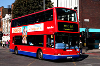 Route 271, Metroline, TP52, V752HBY, Holloway