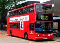 Route 104, East London ELBG 17890, LX03OPZ, Stratford
