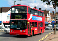 Route 34, Arriva London, DLA362, LJ03MKG