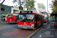 Route 267, London United, DPS529, X529UAT, Chiswick