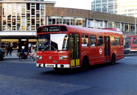 Route 12A, London Transport, LS73, OJD873R, Croydon