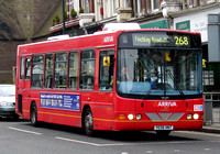 Route 268: Finchley Road, O2 Centre - Golders Green