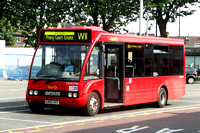 Route W11, First London, OOS53704, LK05DXS, Walthamstow