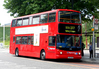 Route 277, Stagecoach London 17918, LX03OSP, Mile End