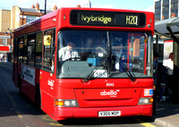 Route H20, Abellio London 8045, V305MDP, Hounslow