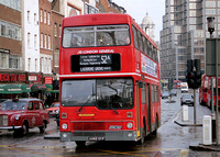 Route 52A, London General, M992, A992SYF, Victoria