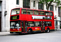 Route 87, Go Ahead London, PVL233, Y733TGH, Aldwych