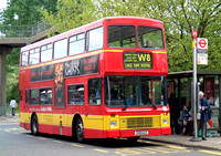Route W8, First London 213, S213LLO, Edmonton Green