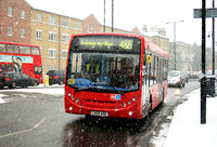 Route 488, East London ELBG 36356, LX59AOG, Bow Church