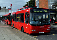Route 298, Arriva London, DWL53, LF52UOE, Arnos Grove