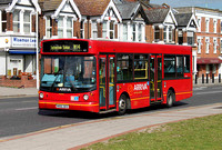 Route W14, Arriva London, ADL65, W465XKX, Wanstead Green