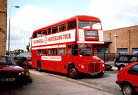 London Sightseeing, RCL2241, CUV241C, Wandsworth Garage