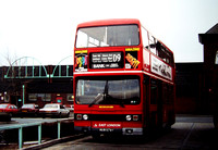 Route D9, East London Buses, T579, NUW579Y, Crossharbour