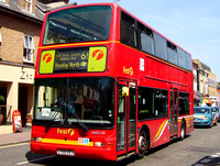 Route 61, First London, VN32100, LT02ZCJ, Bromley