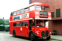 Route 298A, London Transport, RM859, WLT859, Turnpike Lane