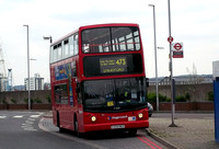 Route 473, Stagecoach London 17209, V209MEV, North Woolwich