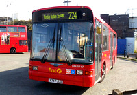 Route 224, First London, DM41747, X747JLO, Willesden Junction