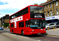 Training, Arriva, DLA34, S234JUA, Addiscombe