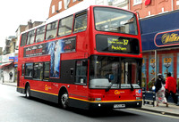 Route 37, Go Ahead London, PVL332, PJ52LWM, Peckham
