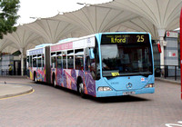 Route 25, East London ELBG 23033, LX03HEJ, Stratford