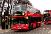 Route 215, East London ELBG 15172, LX10AYF, Walthamstow